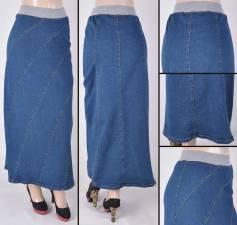 Faldas Largas Mayoreo SG-87117 Vintage Wholesale Long Skirts Nantlis