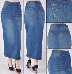 Faldas Largas Mayoreo SG-87241 Vintage Wholesale Long Skirts Nantlis
