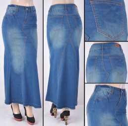 Faldas Largas Mayoreo SG-87251 Vintage Wholesale Long Skirts