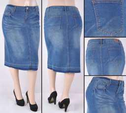 Faldas Mayoreo SG-76415X Vintage Wholesale Plus Size Skirts