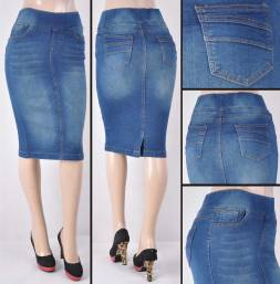 Faldas Mayoreo SG-77104A Vintage Wholesale Skirts Nantlis