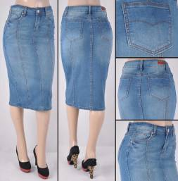 Faldas Mayoreo SG-77105 Light Vintage Wholesale Skirts Nantlis