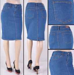 Faldas Mayoreo SG-77118 Indigo Wholesale Skirts