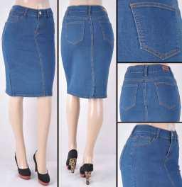 Faldas Mayoreo SG-77118 Vintage Wholesale Skirts