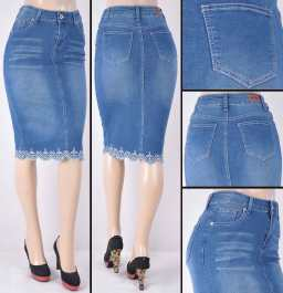 Faldas Mayoreo SG-77227 Vintage Wholesale Skirts