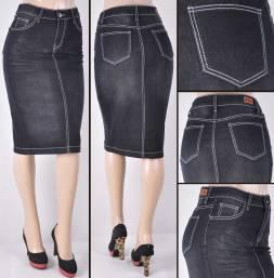 Faldas Mayoreo SG-77247 Black Wholesale Skirts Nantlis