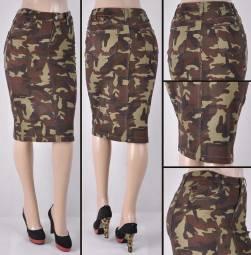 Faldas Mayoreo SG-77264-120-Camouflage Wholesale Skirts Nantlis