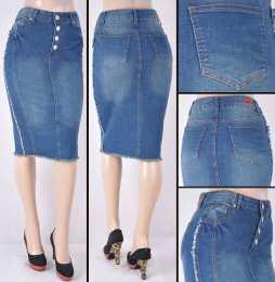 Faldas Mayoreo SG-77302 Vintage Wholesale Skirts