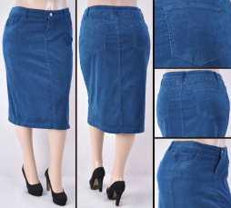 Faldas Mayoreo SG-77337X-123 Midnight Wholesale Plus Size Skirts Nantlis