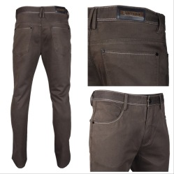 Nantlis FDJ4987 Mens jeans pantalon para hombre