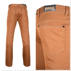 Nantlis FDJ5565 Mens jeans pantalon para hombre
