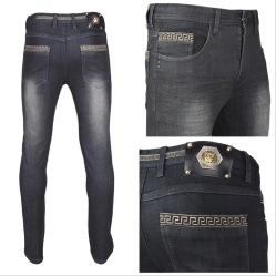 Nantlis FDJ5855 Mens jeans pantalon para hombre