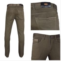 Nantlis FDP5935 Mens jeans pantalon para hombre