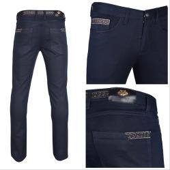 Nantlis FDP5936 Mens jeans pantalon para hombre