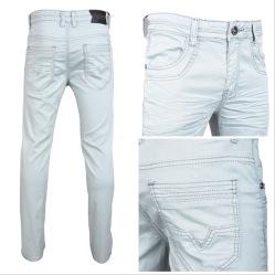 Nantlis FSJ3965 Mens jeans pantalon para hombre