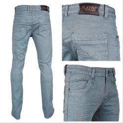 Nantlis FSJ4795 Mens jeans pantalon para hombre