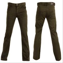 Nantlis FSJ4800 Mens jeans pantalon para hombre