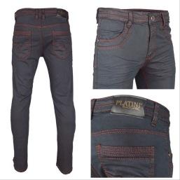 Nantlis FSJ5901 Mens jeans pantalon para hombre