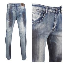 Nantlis MFJ5998 Mens jeans pantalon para hombre