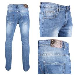 Nantlis MFJ5999 Mens jeans pantalon para hombre