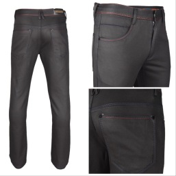 Nantlis PDJ4988 Mens jeans pantalon para hombre