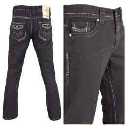 Nantlis PDJ5217 Mens jeans pantalon para hombre
