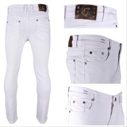 Nantlis PDJ5820 Mens jeans pantalon para hombre