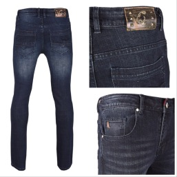 Nantlis PDJ6170 Mens jeans pantalon para hombre