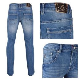 Nantlis PDJ6171 Mens jeans pantalon para hombre