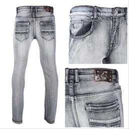 Nantlis PDJ6173 Mens jeans pantalon para hombre