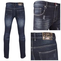 Nantlis PDJ6177 Mens jeans pantalon para hombre