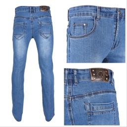 Nantlis PDJ6217 Mens jeans pantalon para hombre