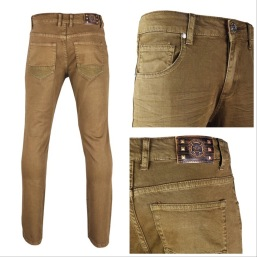 Nantlis PDJ6233 Mens jeans pantalon para hombre