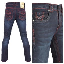 Nantlis PHD5216 Mens jeans pantalon para hombre