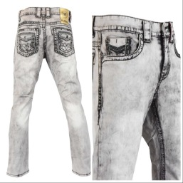 Nantlis PHD5219 Mens jeans pantalon para hombre