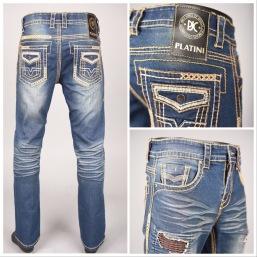 Nantlis PHD5546 Mens jeans pantalon para hombre