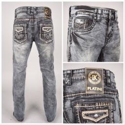 Nantlis PHD5548 Mens jeans pantalon para hombre