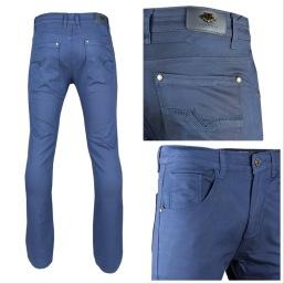 Nantlis SSJ5825 Mens jeans pantalon para hombre