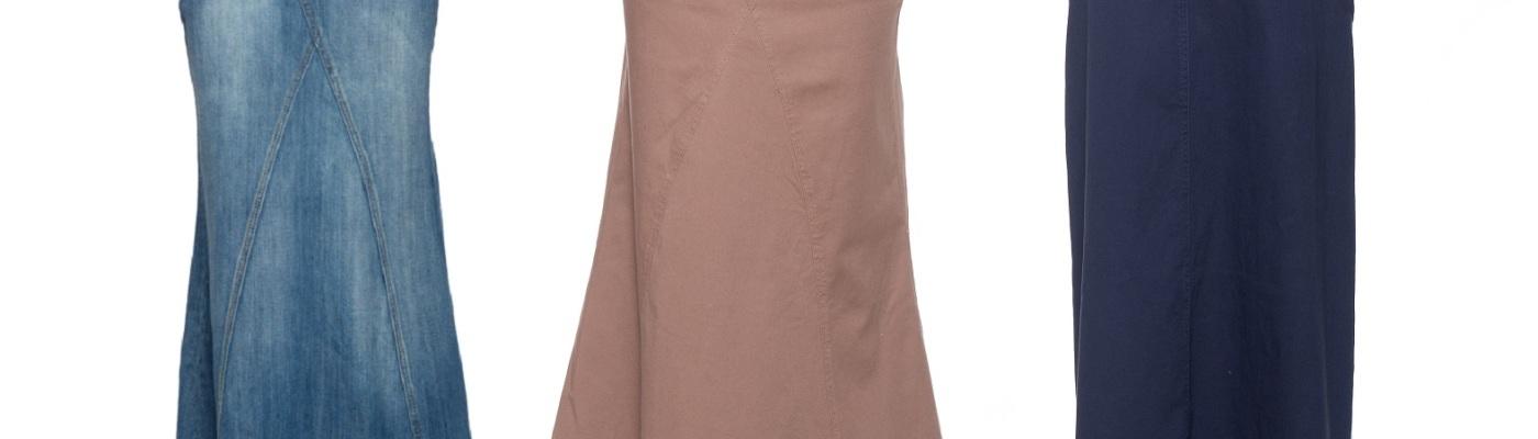 Wholesale long skirts faldas largas mayoreo nantlis