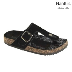 AN-Belize-100 Black Zapatos de Mujer Mayoreo Wholesale Women Shoes Nantlis