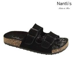 AN-Belize-200 Black Zapatos de Mujer Mayoreo Wholesale Women Shoes Nantlis