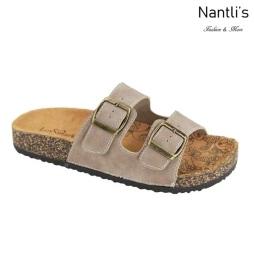 AN-Belize-200 Taupe Zapatos de Mujer Mayoreo Wholesale Women Shoes Nantlis