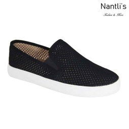 AN-Bello-2 Black Zapatos de Mujer Mayoreo Wholesale Women Shoes Nantlis