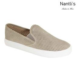 AN-Bello-2 Taupe Zapatos de Mujer Mayoreo Wholesale Women Shoes Nantlis