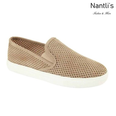 AN-Bello Beige Zapatos de Mujer Mayoreo Wholesale Women Shoes Nantlis