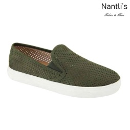 AN-Bello Olive Zapatos de Mujer Mayoreo Wholesale Women Shoes Nantlis