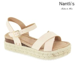 AN-Bessy-5 Nude Zapatos de Mujer Mayoreo Wholesale Women Shoes Nantlis