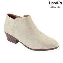 AN-Bradee-07 Stone Botas de mujer Mayoreo Wholesale womens Boots Nantlis