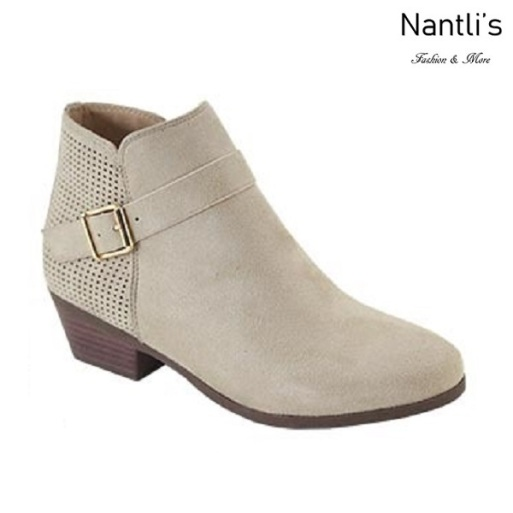 AN-Bradee-30 Stone Botas de mujer Mayoreo Wholesale womens Boots Nantlis