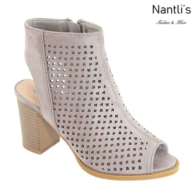 AN-Canal Grey Zapatos de Mujer Mayoreo Wholesale Women Shoes Nantlis